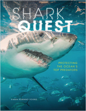 Cover: Shark Quest: Protecting the Ocean's Top Predators