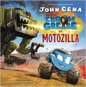Cover: Elbow Grease vs. Motozilla