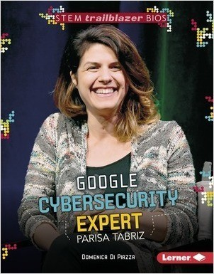 Cover: Google Cybersecurity Expert Parisa Tabriz