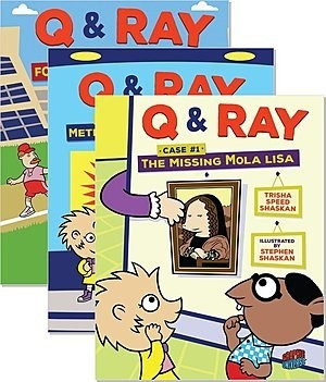 Cover: Q & Ray — Hardcover Set