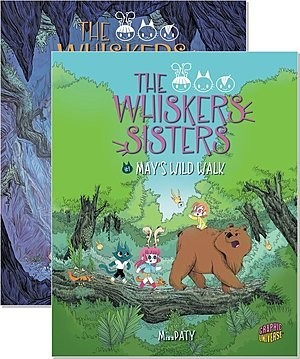 Cover: The Whiskers Sisters — eBook Set