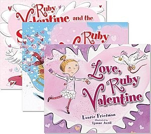 Cover: Ruby Valentine — eBook Set