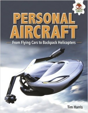 Cover: Personal Aircraft: From Flying Cars to Backpack Helicopters