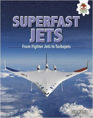 Cover: Superfast Jets: From Fighter Jets to Turbojets