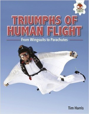Cover: Triumphs of Human Flight: From Wingsuits to Parachutes