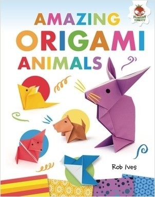 Cover: Amazing Origami Animals