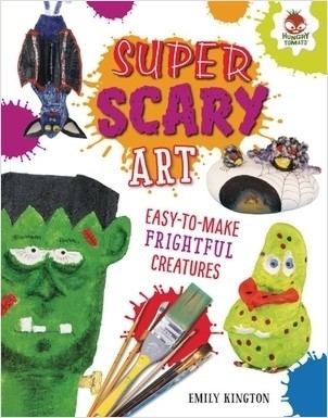 Cover: Super Scary Art