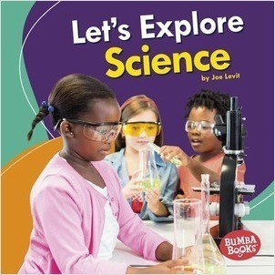 Cover: Bumba Books ™ — A First Look at STEM — Library Bound Set