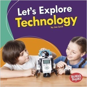 Cover: Let's Explore Technology
