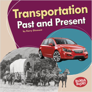 Cover: Transportation Past and Present