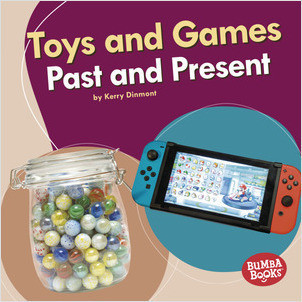 Cover: Toys and Games Past and Present