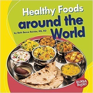Cover: Healthy Foods around the World