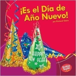 Cover: ¡Es el Día de Año Nuevo! (It's New Year's Day!)