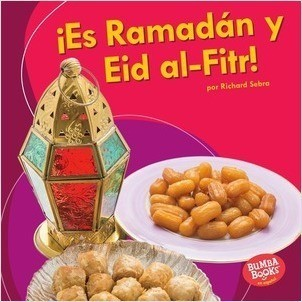 Cover: ¡Es Ramadán y Eid al-Fitr! (It's Ramadan and Eid al-Fitr!)
