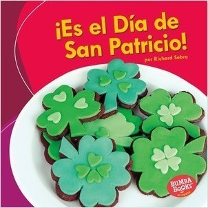 Cover: ¡Es el Día de San Patricio! (It's St. Patrick's Day!)