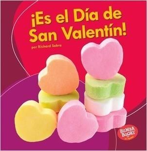 Cover: ¡Es el Día de San Valentín! (It's Valentine's Day!)