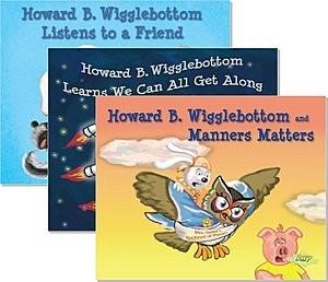 Cover: Howard B. Wigglebottom — Hardcover Set