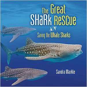 Cover: The Great Shark Rescue: Saving the Whale Sharks
