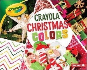 Cover: Crayola ® Christmas Colors