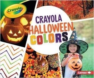 Cover: Crayola ® Halloween Colors