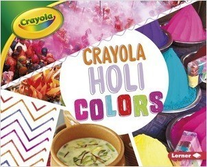 Cover: Crayola ® Holi Colors