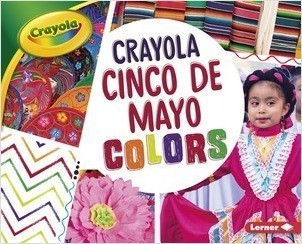 Cover: Crayola ® Cinco de Mayo Colors
