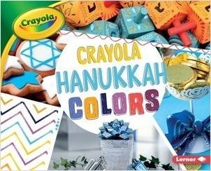 Cover: Crayola ® Hanukkah Colors