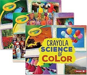 Cover: Crayola ® Colorology ™ — Library Bound Set