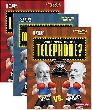 Cover: STEM Smackdown (Alternator Books ™) — Library Bound Set