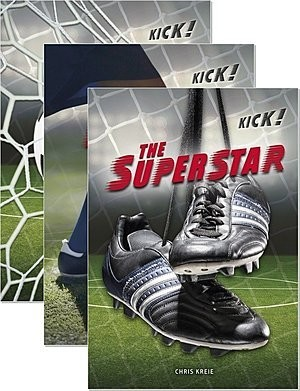 Cover: Kick! — Paperback Set