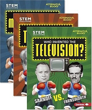 Cover: STEM Smackdown (Alternator Books ™) — Paperback Set