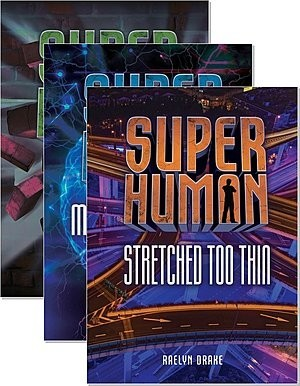 Cover: Superhuman — Paperback Set