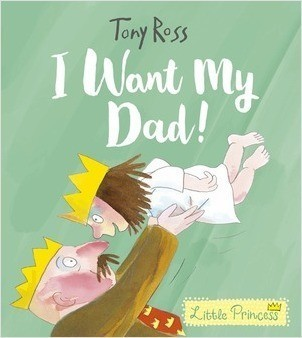 Cover: I Want My Dad!
