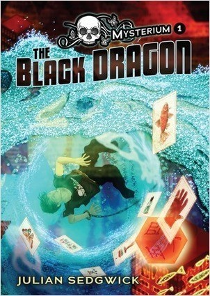 Cover: The Black Dragon