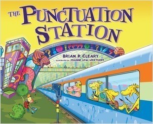 Cover: The Punctuation Station