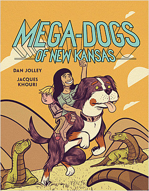 Cover: Mega-Dogs of New Kansas