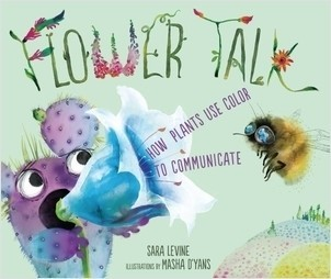 Cover: Flower Talk: How Plants Use Color to Communicate