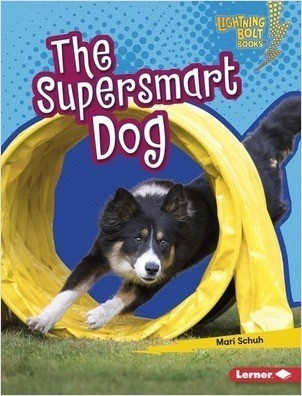 Cover: Lightning Bolt Books ™ — Supersmart Animals — eBook Set