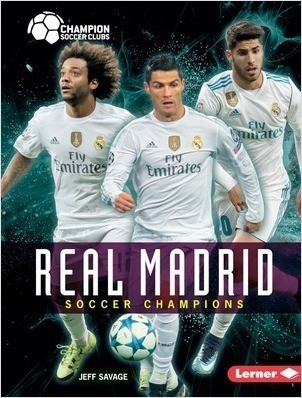 Cover: Real Madrid: Soccer Champions