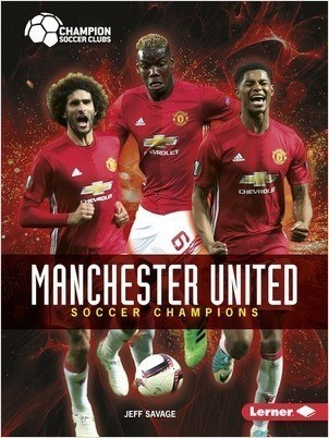 Cover: Manchester United: Soccer Champions