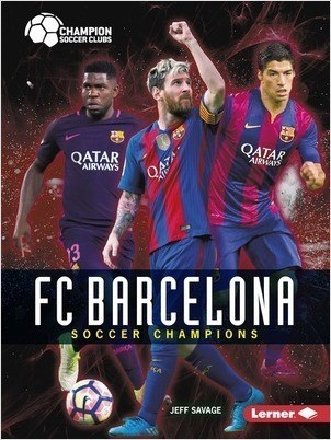 Cover: Champion Soccer Clubs — eBook Set