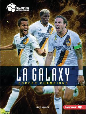 Cover: LA Galaxy: Soccer Champions
