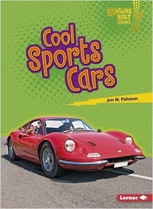 Cover: Cool Sports Cars