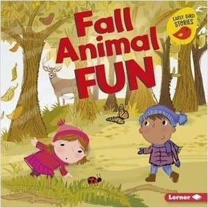 Cover: Fall Animal Fun