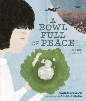 Cover: A Bowl Full of Peace: A True Story