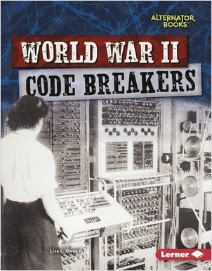 Cover: World War II Code Breakers