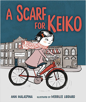 Cover: A Scarf for Keiko