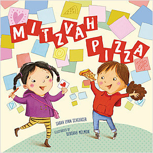 Cover: Mitzvah Pizza
