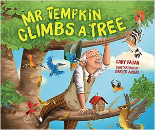 Cover: Mr. Tempkin Climbs a Tree