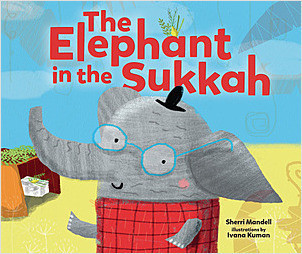 Cover: The Elephant in the Sukkah